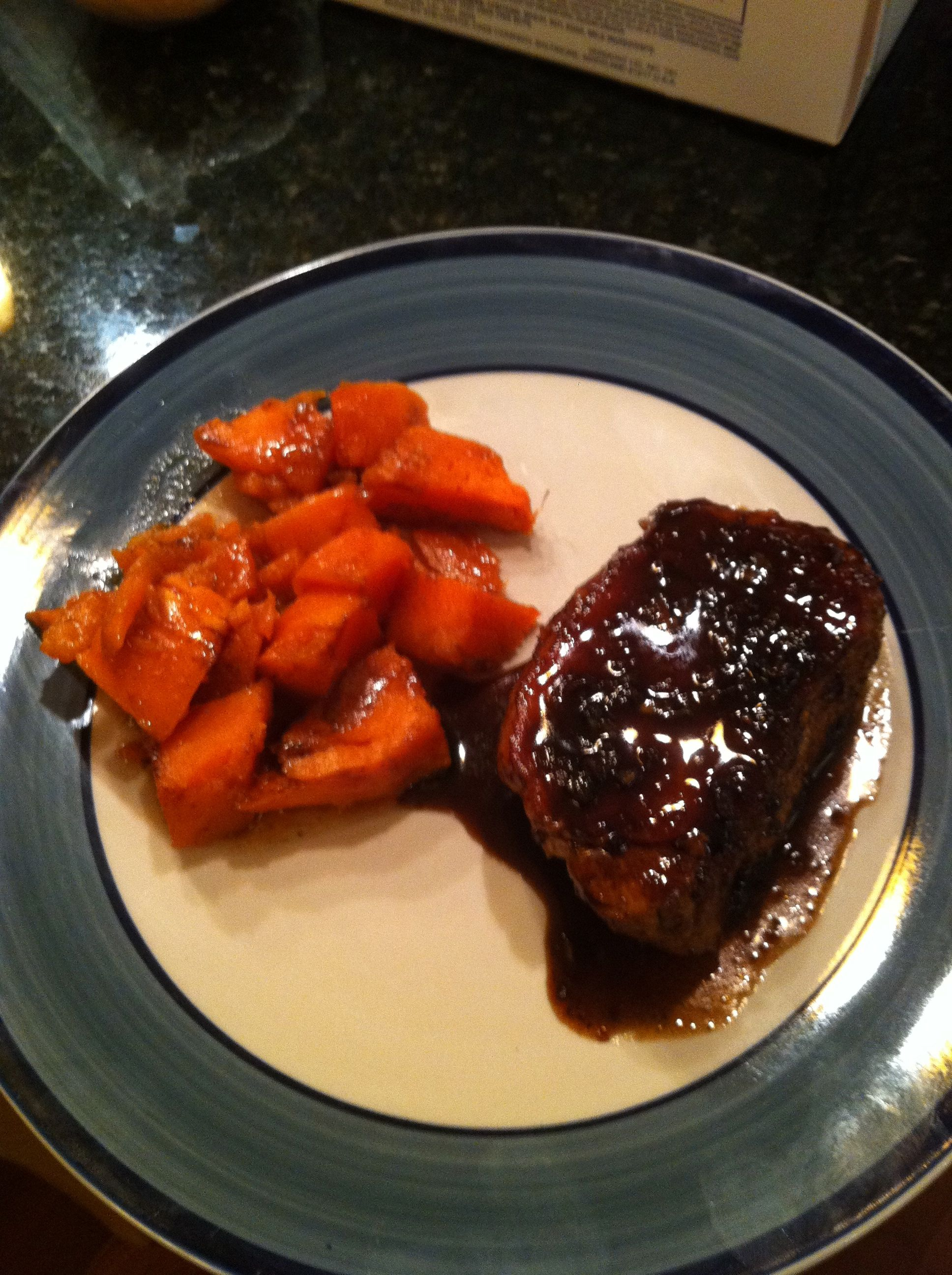 Pork Chops in Balsamic Glaze - BigOven