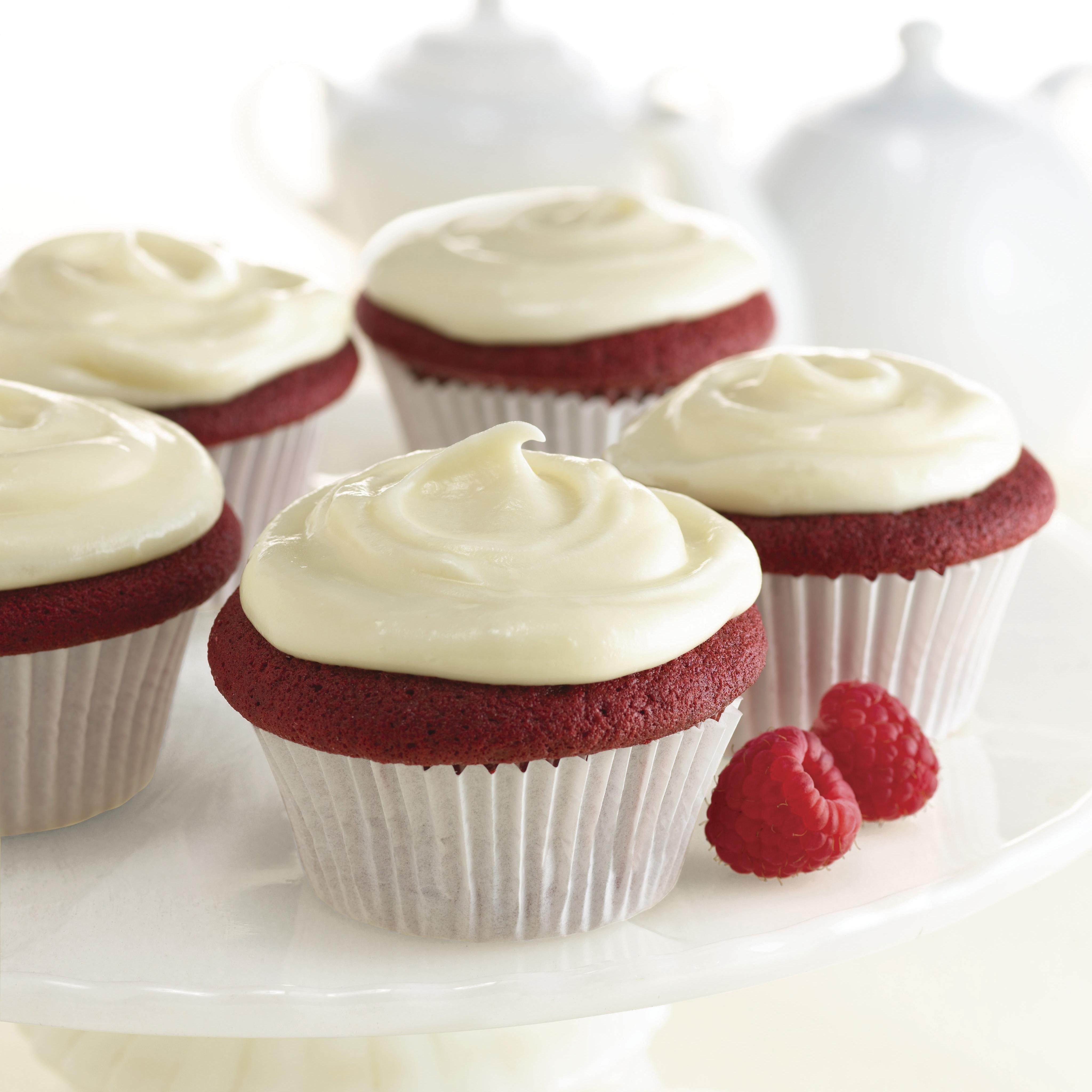 Red Velvet Cupcakes - BigOven