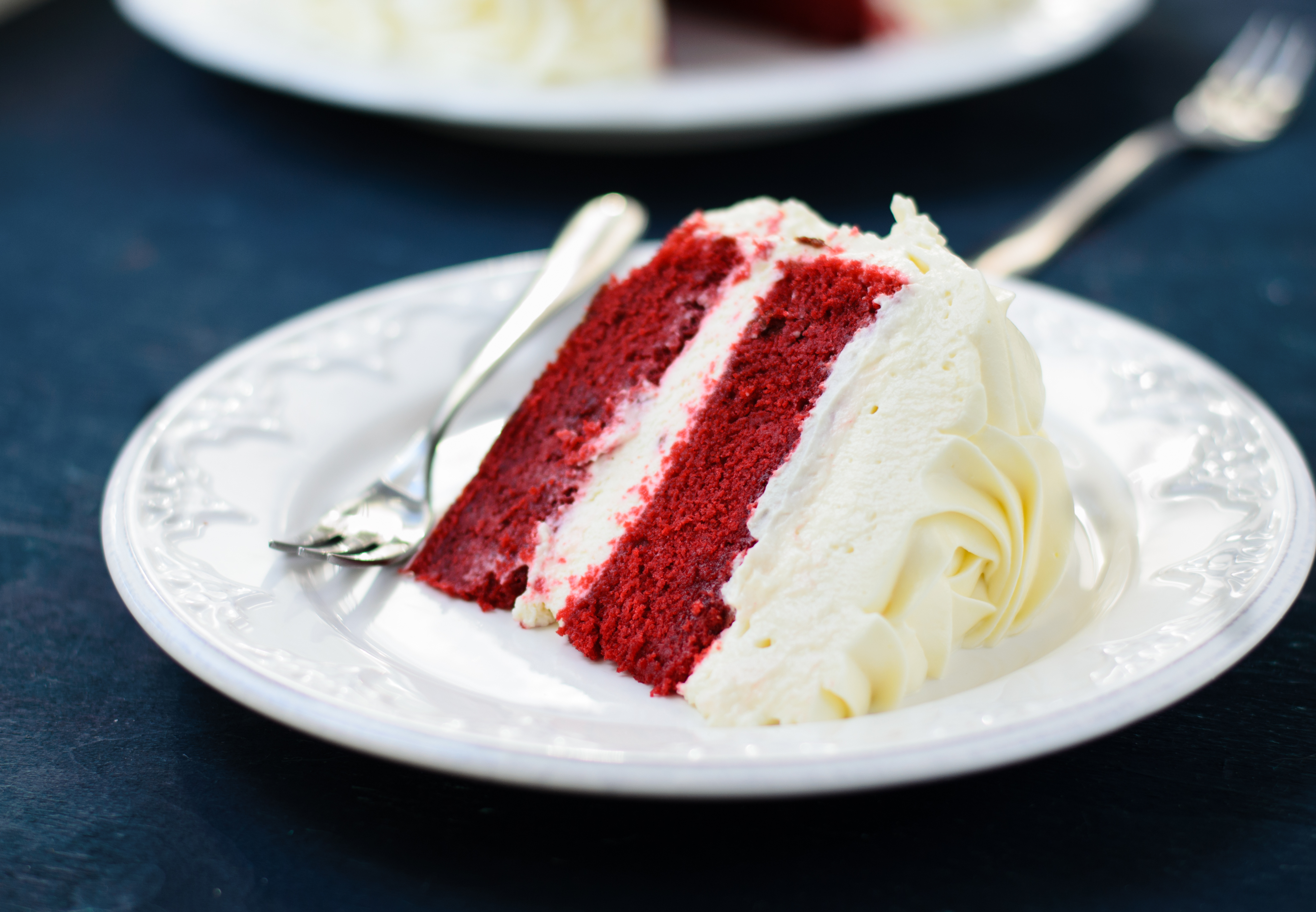 Red Velvet Wedding Cake, Best