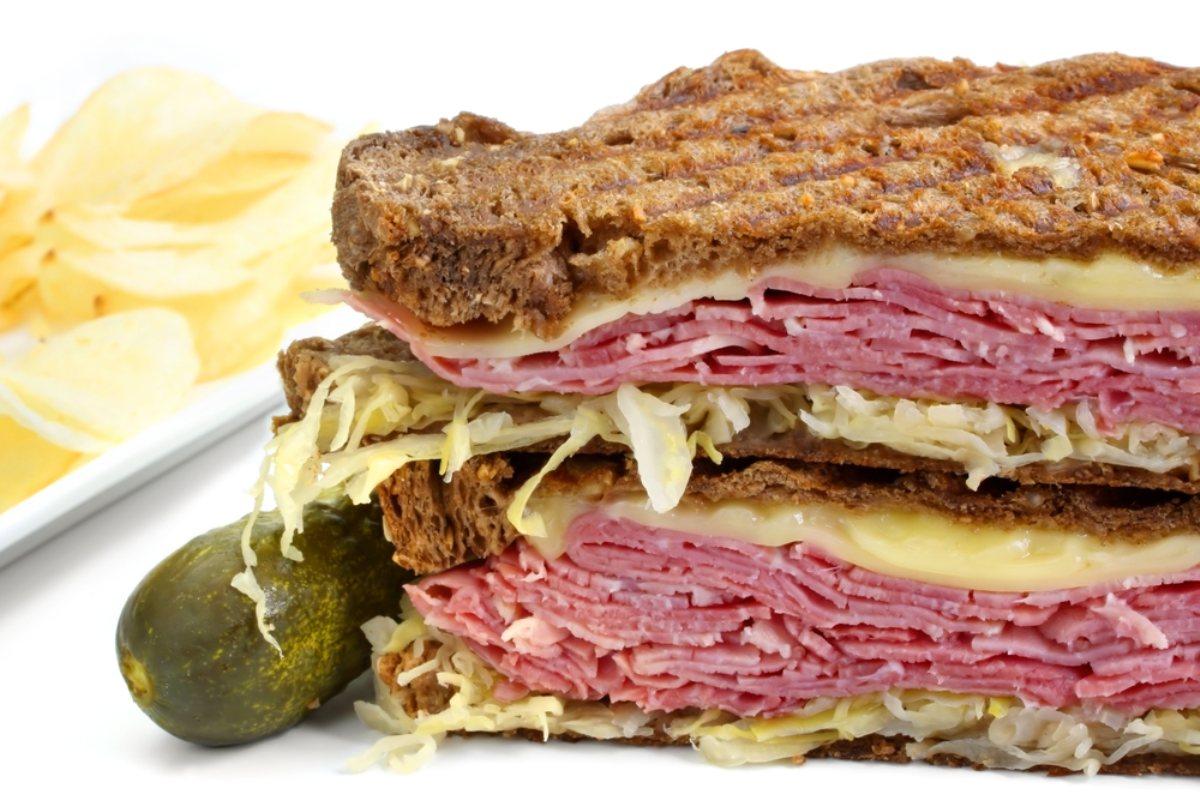 Reuben Sandwich - BigOven