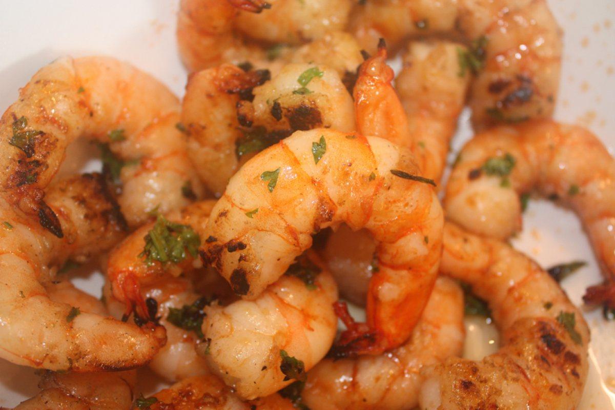 Shrimp: Lemon Garlic Brined - BigOven