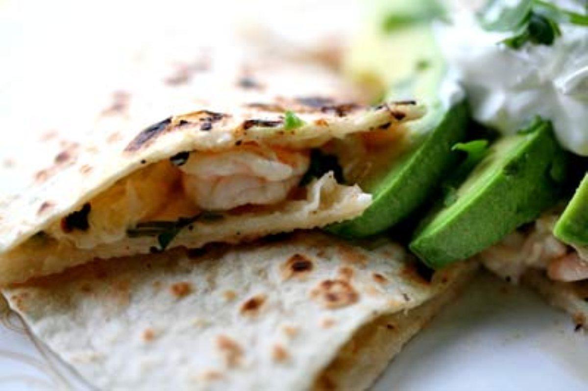 Shrimp Quesadilla - BigOven