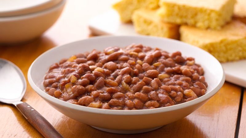 ... Course Side Dish Beans and Peas Baked Beans Slow-Cooker Baked Beans