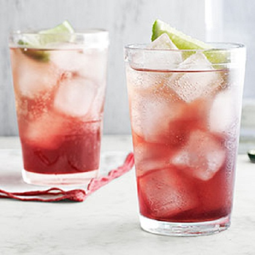 Sour Cherry Gin Smash - BigOven