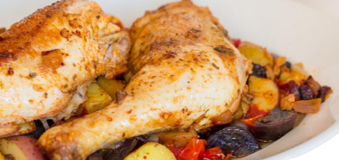 Spanish Roast Chicken - BigOven