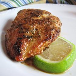 Spicy Garlic Lime Chicken - BigOven