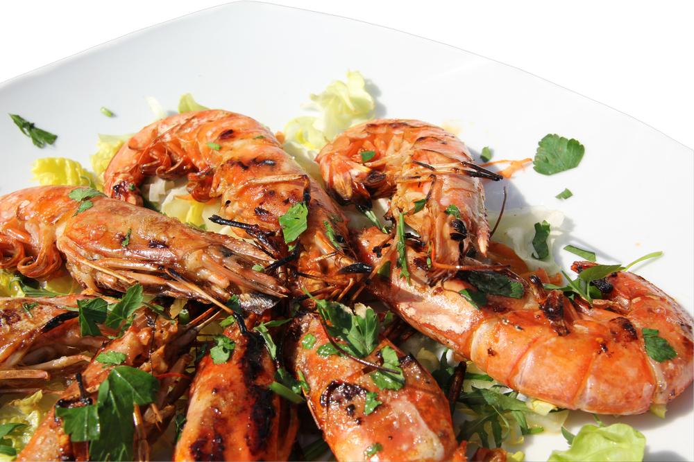 Stir-fried Shrimp with Spicy Orange Sauce - BigOven