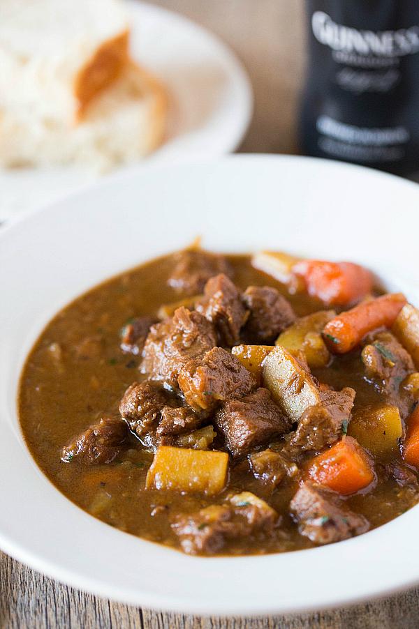 Crockpot Stout Beef Stew - BigOven