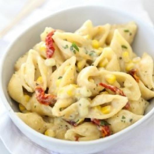 Stove Top Pesto Mac and Cheese 1 - BigOven