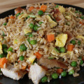 Chinese Pork and Rice