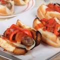 Italian Sausage Sub Sandwich