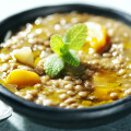 Lentil Sweet Potato Soup