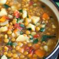 Lentil Vegetable Soup