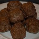 Aunt Mare's Meatballs