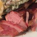 Blackstrap Molasses Glazed Ham