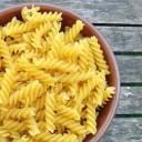 Butter and Truffle Salt Pasta