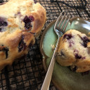 Buttermilk Blueberry Breakfast Bread