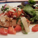 Chicken Bruschetta