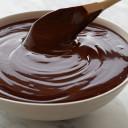Chocolate Ganache with Amaretto