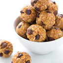 Chocolate Peanut Butter Protein Energy Balls