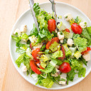 Chopped Caprese Salad (Best-Ever Salads America's Test Kitchen)