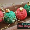 Christmas Rice Krispies Treats: Holiday Ornaments