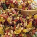 Corn and Field Pea Dip