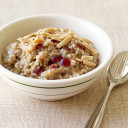 Cranberry-Maple Slow-Cooker Oatmeal