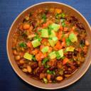 Crockpot 4 Bean Chili