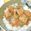 Curried Orange Chicken (Barbara Hibbs)