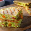 Grilled Avocado Quesadilla