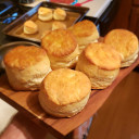 Lemon Pepper Biscuits