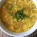 Low-Carb Chicken Egg Drop Soup