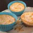 Low-Carb Lemon Cheesecake Tarts
