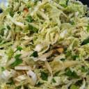 Nappa Cabbage Salad