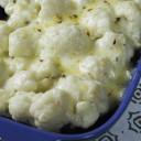 Oven Baked PepperJack Cauliflower