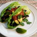 Portabello Mushroom Tacos