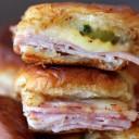 Pull-Apart Ham & Cheese Sliders