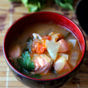 Salmon Sinigang / Filipino Sour Soup