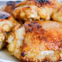 Spicy Chicken Thighs (or tortillas)