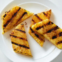 Tropical Spice Grilled Pineapple