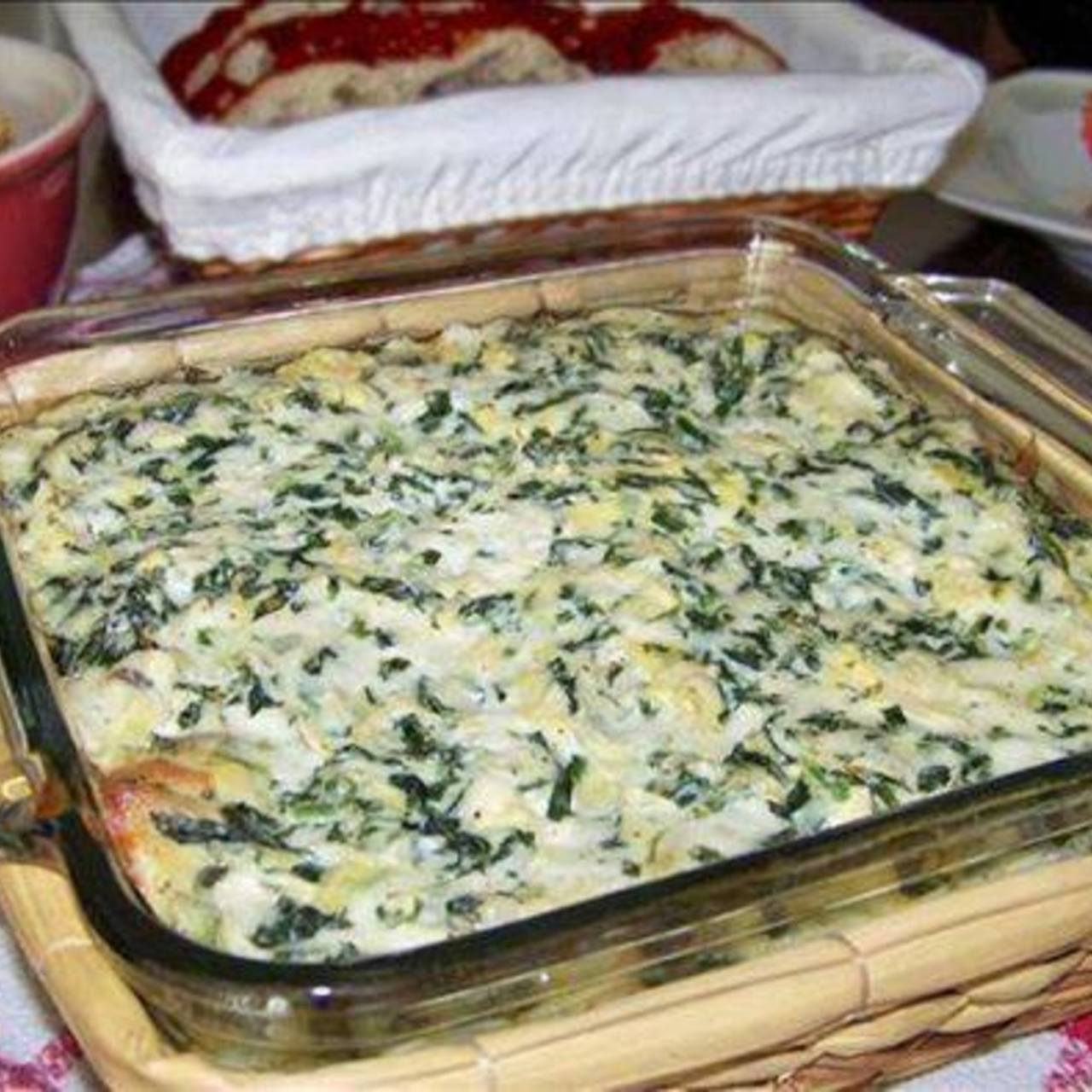 Applebee S Hot Spinach And Artichoke Dip