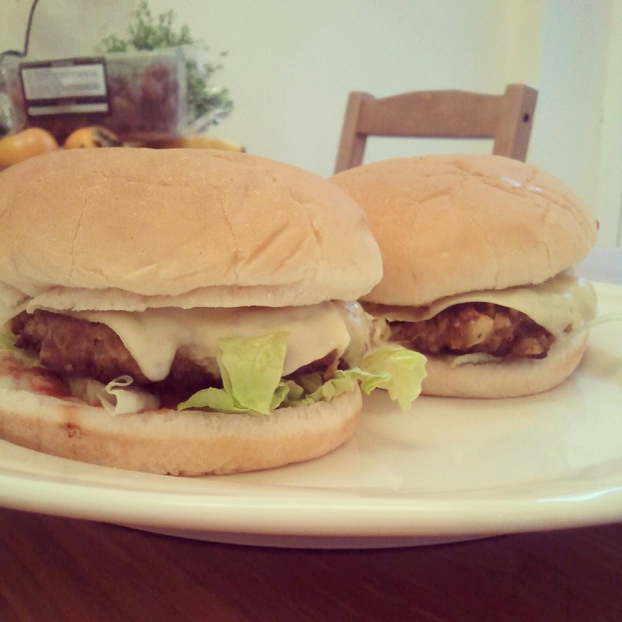 Jamie Oliver S Burgers