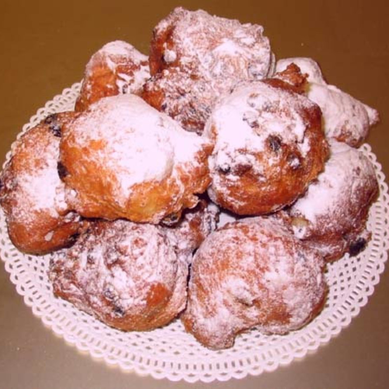 Try This Oliebollen Dutch Doughnuts Recipe Or Contribute Your Own
