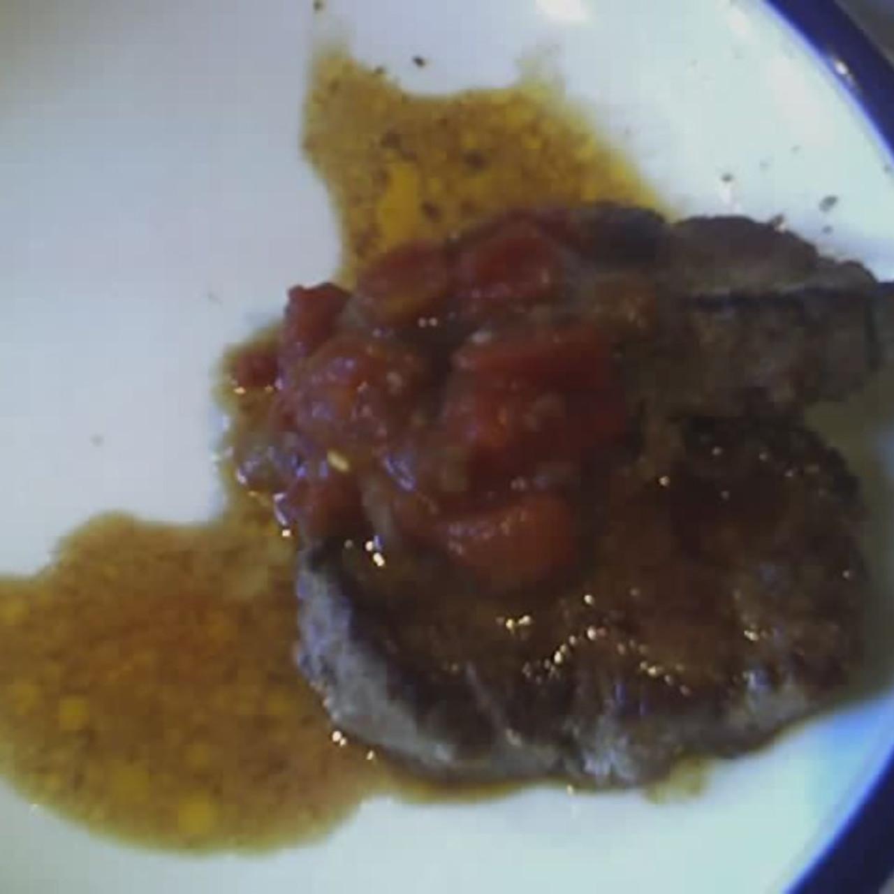 Zesty Chili Sirloin Steak