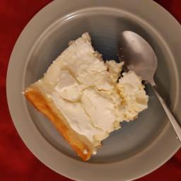 עוגת גבינה לבנה של סבתא סלין