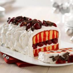 1-2-3 Cherry Poke Cake
