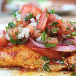 1-2-3 Salsa Chicken (Slow Cooker)