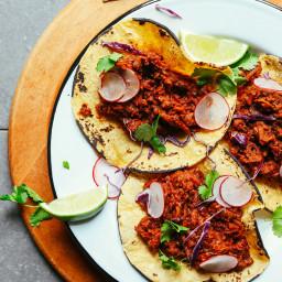 1-Pot Vegan Barbacoa