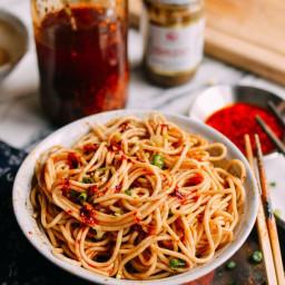 10-Minute Sesame Noodles Recipe (Ma Jiang Mian)